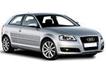 Audi A3 - 5Istekohta