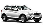 BMW X3 - 5 plazas
