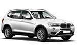 BMW X3 - 5Seats