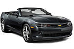 Chevrolet Camaro Convertible - 4 Seats