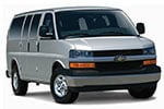 Chevrolet Express - 12 plazas