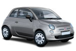 Fiat 500 - 4sæder