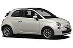 Fiat 500 Cabrio - 4plazas