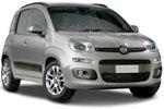Fiat Panda - 4sæder