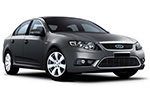 Ford Falcon XR6 - 5 Sedadla
