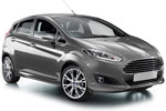 Ford Fiesta - 5Seats