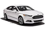 Ford Fusion Saloon - 5 Seats