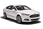 Ford Fusion Saloon - 5Seats