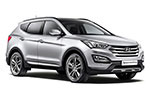 Hyundai Santa Fe - 5Seats