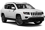 Jeep Compass - 5Sjedala