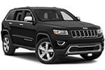 Jeep Grand Cherokee - 5 sæder