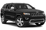 Jeep Grand Cherokee - 5 plazas