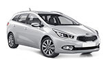 Kia Ceed Estate - 5седящи места