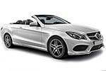 Mercedes-Benz E-Class Cabrio - 4седящи места