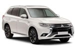 Mitsubishi Outlander - 5Sjedala