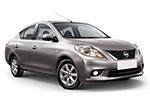 Nissan Almera - 5Seats