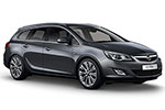 Opel Astra Estate - 5 Seients