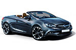 Opel Cascada Cabrio - 5sæder