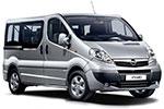 Opel Vivaro - 9седящи места
