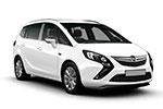 Opel Zafira - 5/7Seients