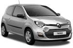 Renault Twingo - 4седящи места