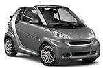 Smart Cabrio - 2седящи места