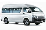 Toyota Commuter Bus - 12 المقاعد