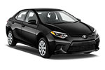 Toyota Corolla - 5Seats