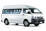 Toyota Hiace - 12седящи места