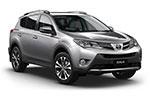 Toyota RAV4 - 5istuinta