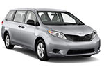 Toyota Sienna - 7座位