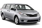 Toyota Sienna - 7Passageiros