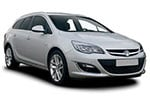 Vauxhall Astra Estate - 5Seats