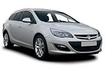 Vauxhall Astra Estate - 5 Seats