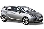 Vauxhall Zafira - 5/7Sedadla