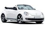Volkswagen Beetle Cabrio - 4sæder
