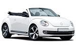 Volkswagen Beetle Cabrio - 4מספר נוסעים