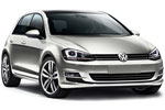 Volkswagen Golf - 5座位