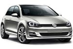 Volkswagen Golf - 5 المقاعد