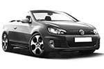 Volkswagen Golf Cabrio - 4Sitze