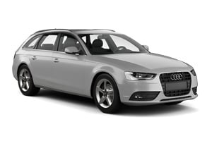 Audi A4 Estate AWD