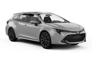 Toyota Corolla Estate