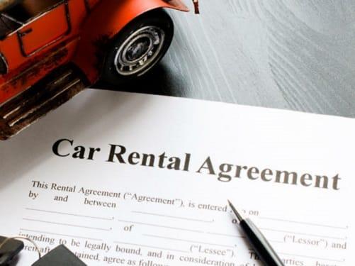Avoid Drop Off Fee Rental Car
