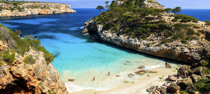 Spain 39 s best beaches for Best beach near la