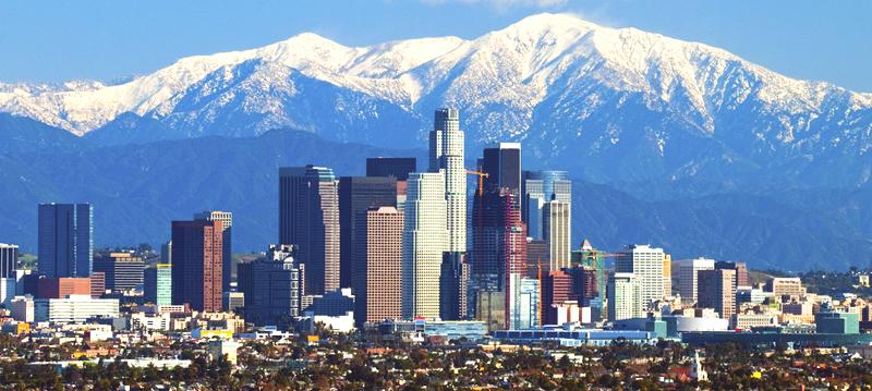 Winter In California Rentalcars Com