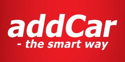 addCar Logo