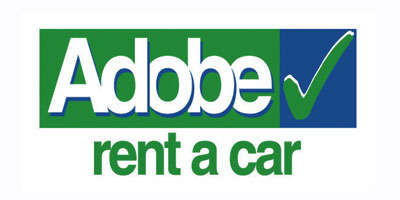 Adobe Rent A Car Logo