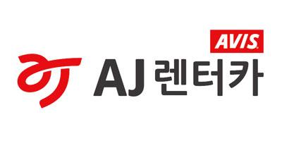 AJ Rent A Car Logo