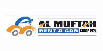 Al Muftah Rent a Car Logo