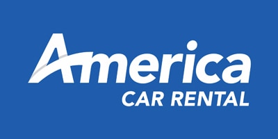 America Car Rental Logo